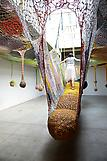 Ernesto NETO The Sun Lits Life, Let the Son 2012 p...