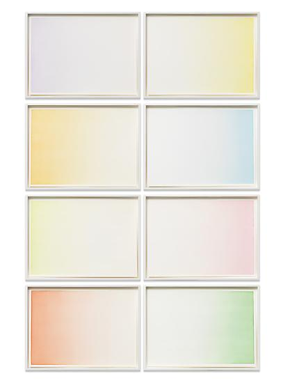 Olafur Eliasson Your idea machine 2012 watercolor...