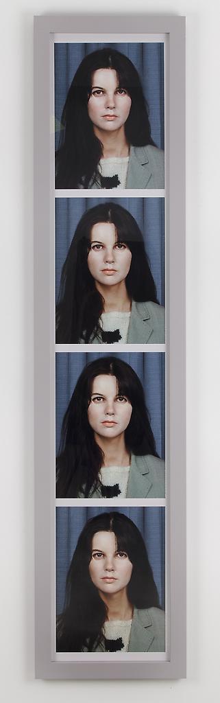 Gillian WEARING Self Portrait at Twenty Seven Year...