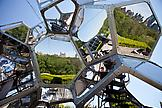 Tomas Saraceno Cloud City 2012 Installation at The...