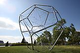 Tomas SARACENO Pollux 2012 stainless steel and ste...