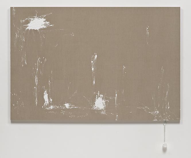 Analia SABAN Painting (with Brush) 2013 Acrylic on...