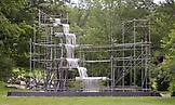 Olafur Eliasson Waterfall 2004 Installation view H...