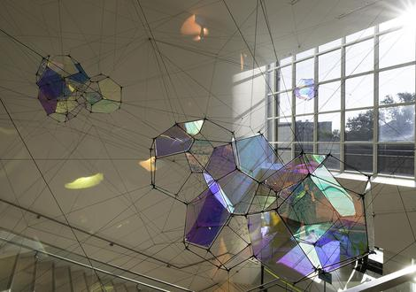 TOMÁS SARACENO: ENTANGLED ORBITS
