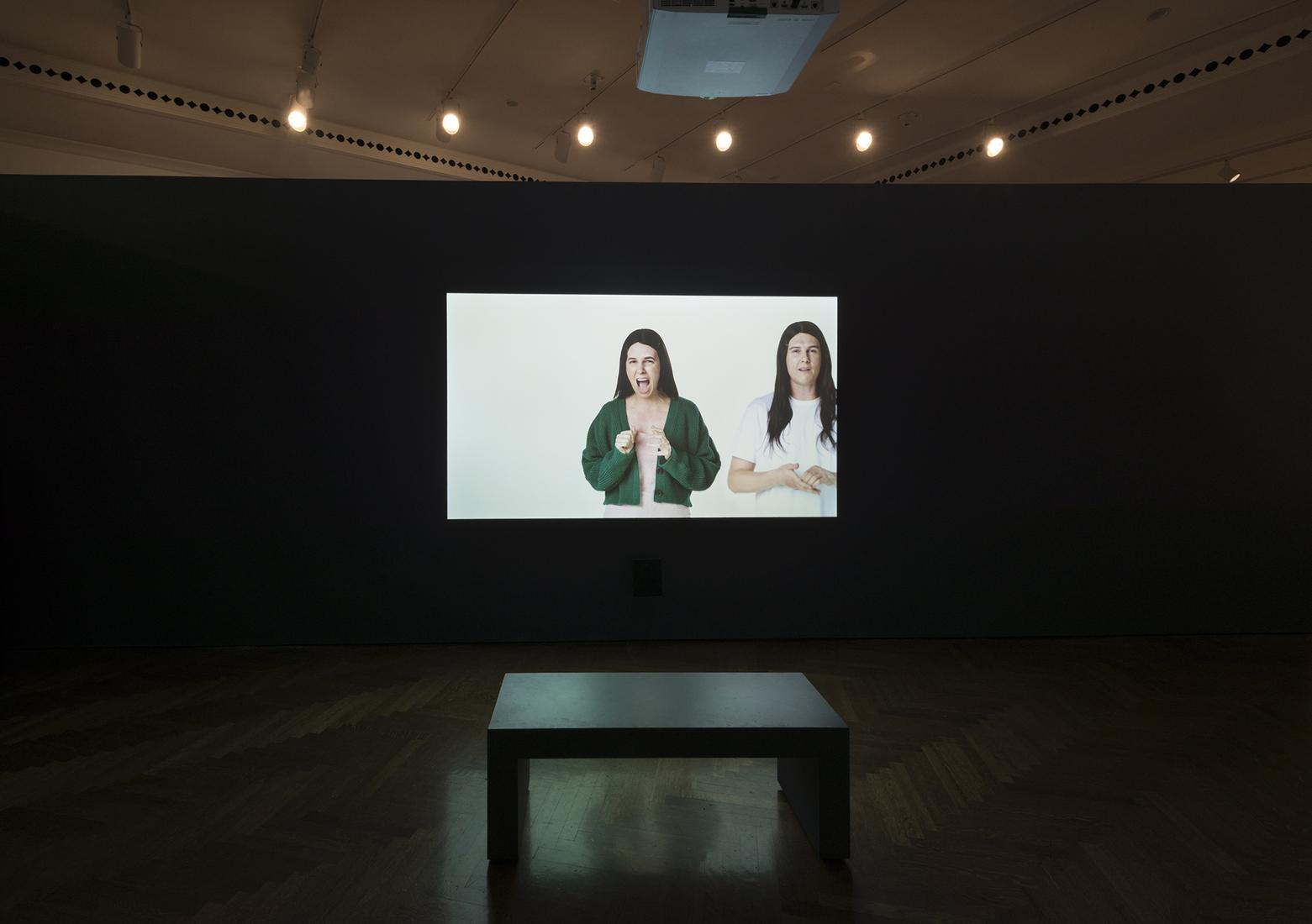 October 5 — December 30, 2018 - Cincinnati Art Museum, Cincinnati - Gillian Wearing: Life -  - Exhibitions