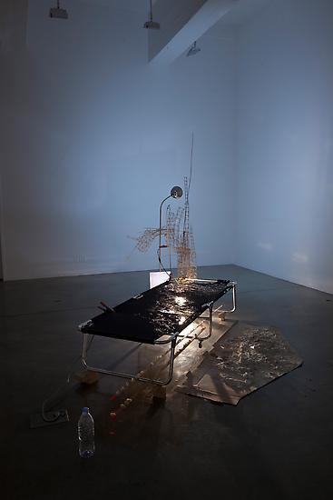 Sarah Sze Never Enough (Projector) 2010 mixed medi...