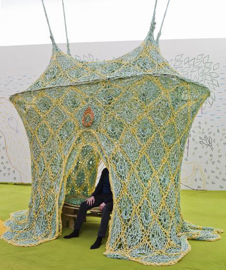 22 - 22 April 2016 - Museum of Contemporary Art Kiasma, HELSINKI, FINLAND - Ernesto Neto: Boa -  - Exhibitions