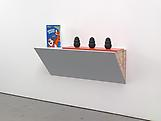 Haim Steinbach it is III-1 2008 plastic laminated...