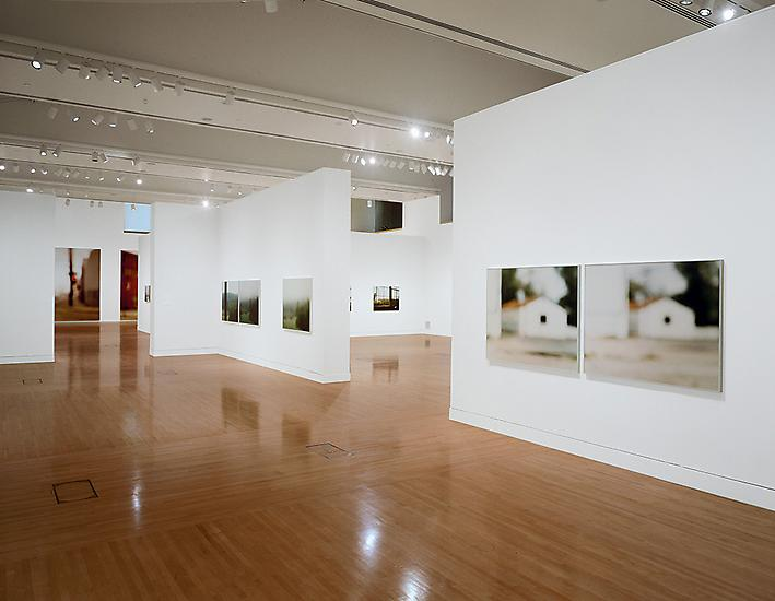 Installation view Henry Art Gallery, University of...