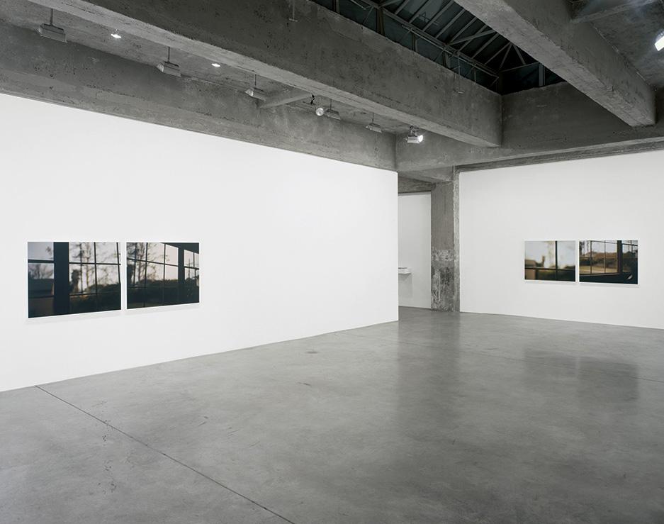 Installation view Tanya Bonakdar Gallery, 1999...