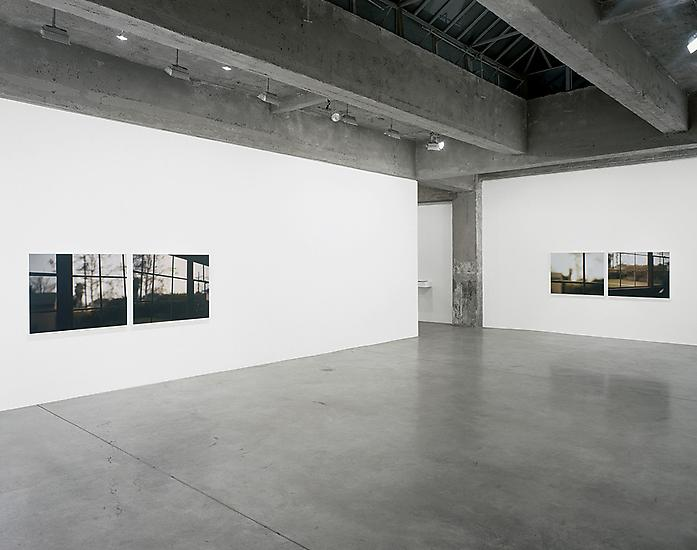 Installation view Tanya Bonakdar Gallery, 1999...