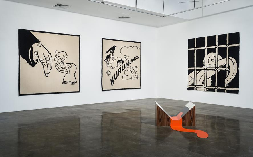 Language Arts (installation view), The Third Line,...