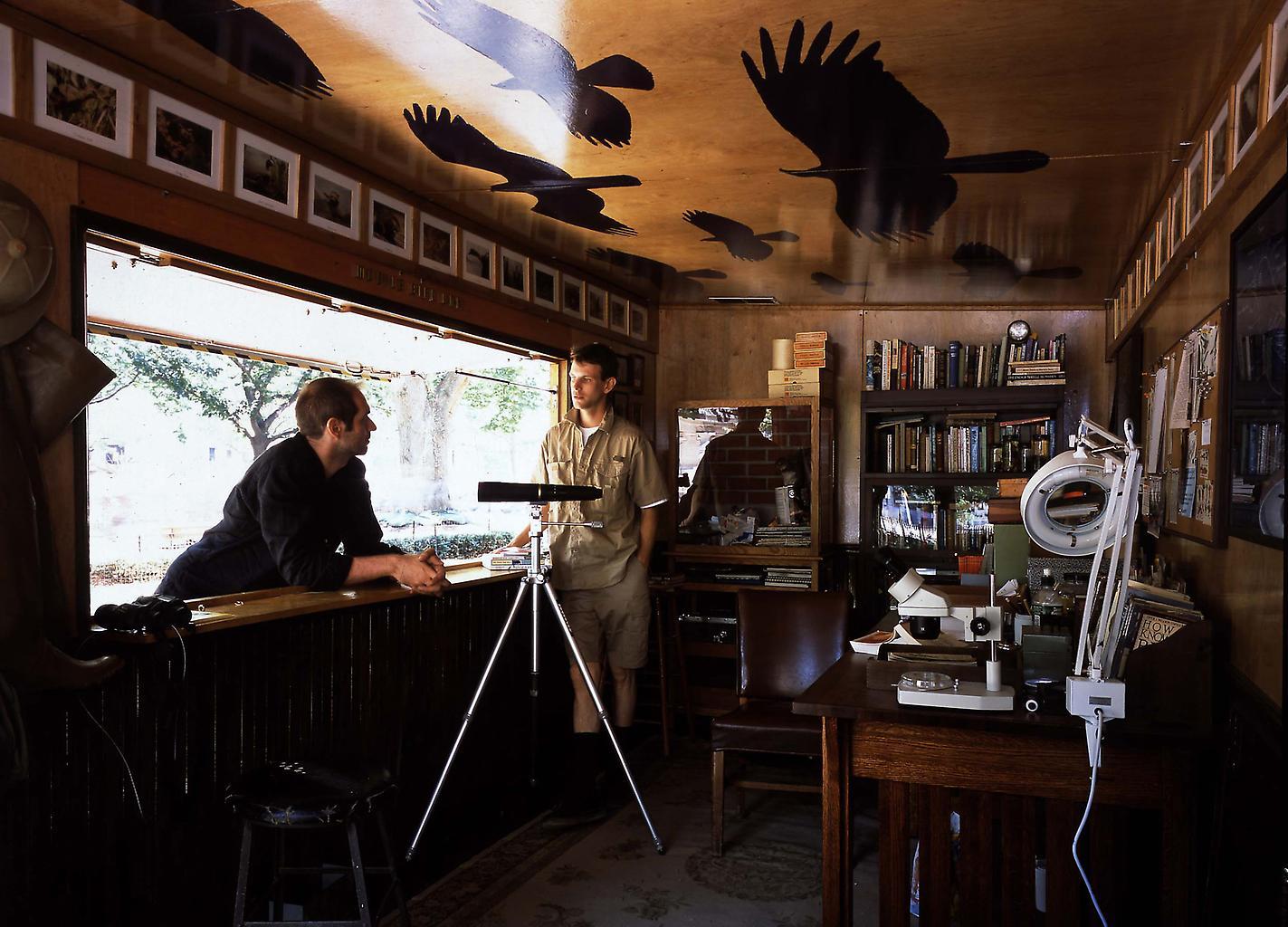 Mark DION Urban Wildlife Observation Unit 2002 Mul...