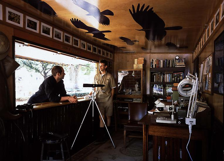 Mark DION Urban Wildlife Observation Unit 2002 Mul...