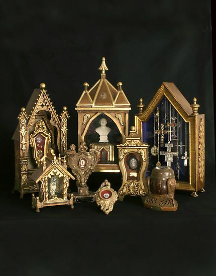 Jeffrey VALLANCE Relics and Reliquaries 2006 Mixed...