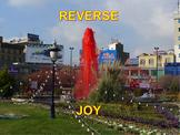 Reverse Joy, lecture-performance, 50 min. A readin...