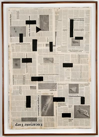 Mark MANDERS Deceived Actor 2006 offset print on p...