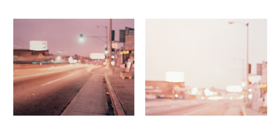 Uta Barth Untitled (98.6) 1998 color photographs i...