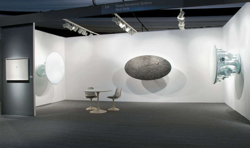 March 2010 - Park Avenue Armory, New York - Charles Long at the ADAA Art Show - Exhibitions