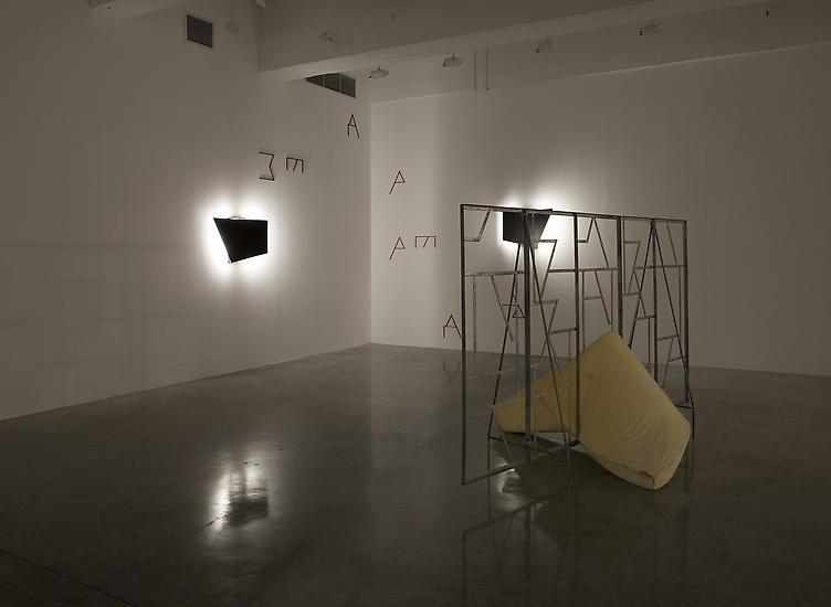 Martin Boyce - Exhibitions