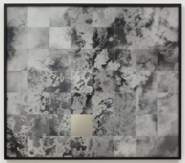 Lisa Oppenheim Calendar, 1819-1874, 2013 Silver ge...