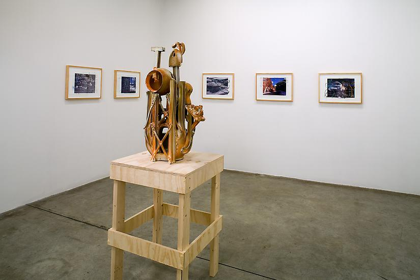 6 July - 4 August 2006 - Monads, Soul Houses and a Star-Off Machine - Charles Long - Exhibitions