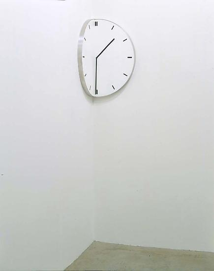 Michael ELMGREEN and Ingar DRAGSET Cornered Clock...