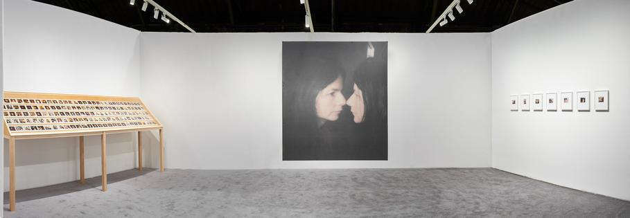 2 - 6 March 2016 - ADAA The Art Show, Park Avenue Armory, New York - Gillian Wearing: My Polaroid Years -  - Exhibitions