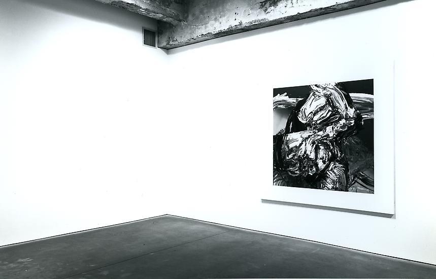 Marcus Harvey - Exhibitions