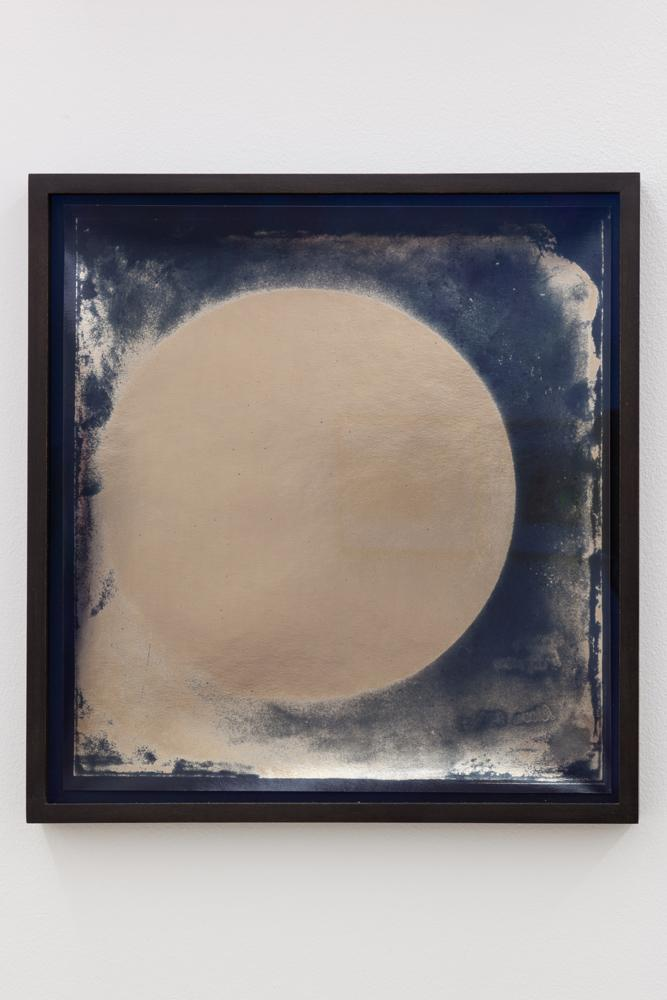 Lisa Oppenheim Heliograms 1876/2011, 2011 (detail)...