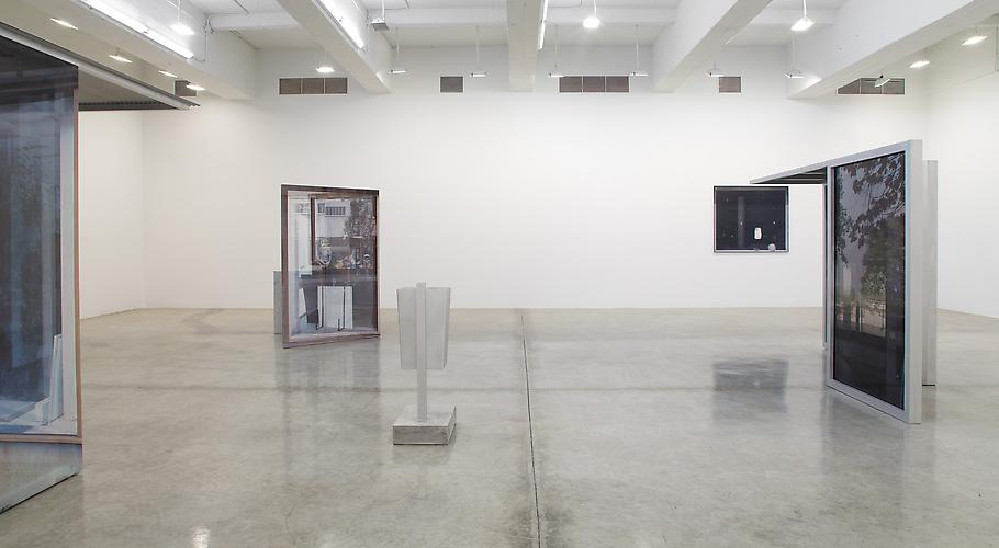10 January - 23 February 2013 - Transparent Things - Sabine Hornig - Exhibitions