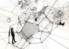 TOMÁS SARACENO: STILLNESS IN MOTION - CLOUD CITIE...