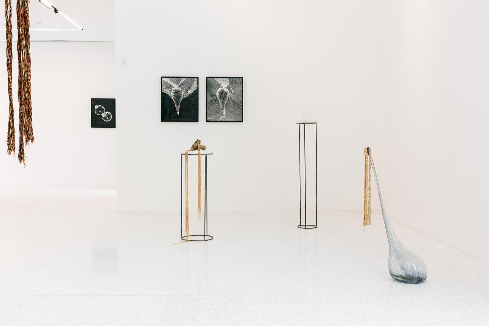 June 19 — September 9, 2019 - ARCH, Athens - Kelly Akashi: a thing among things -  - Exhibitions