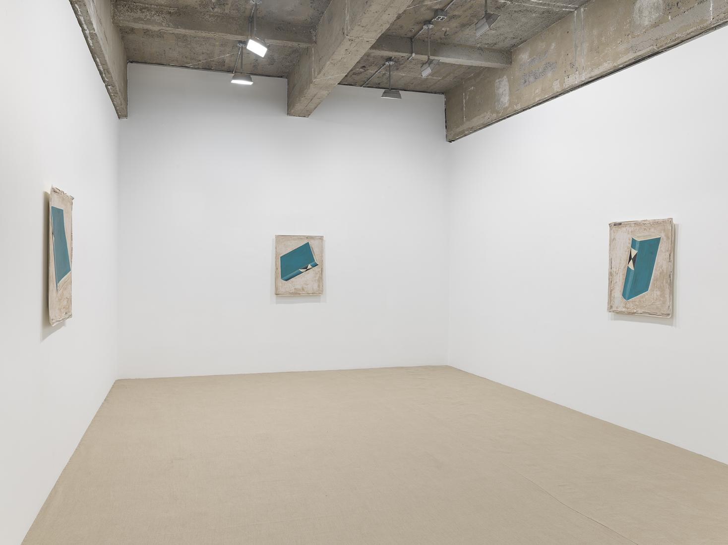 Mark MANDERS Small Room with Three Dead Birds and...