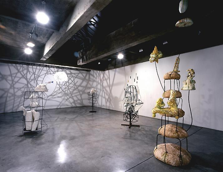 Charles Long - Exhibitions