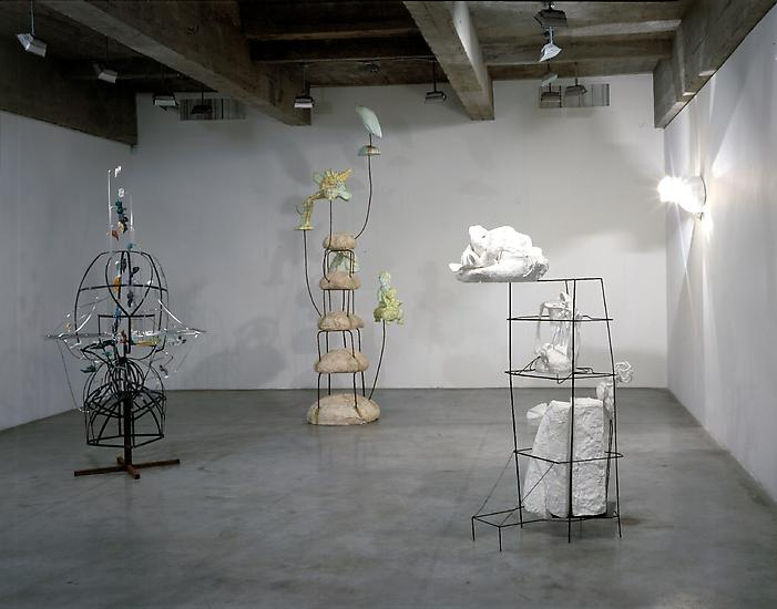 19 February - 20 March 2004 - winter work - Charles Long - Exhibitions