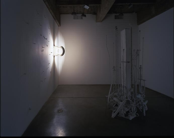 19 February - 20 March 2004 - winter work - Charles Long -  - Exhibitions