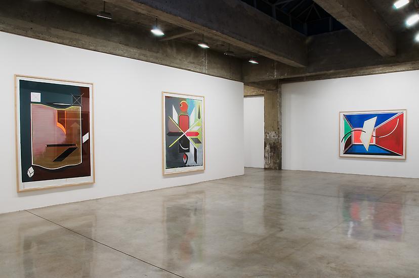 27 February - 18 April 2009 - Missing Link in Delphi - Thomas Scheibitz - Exhibitions