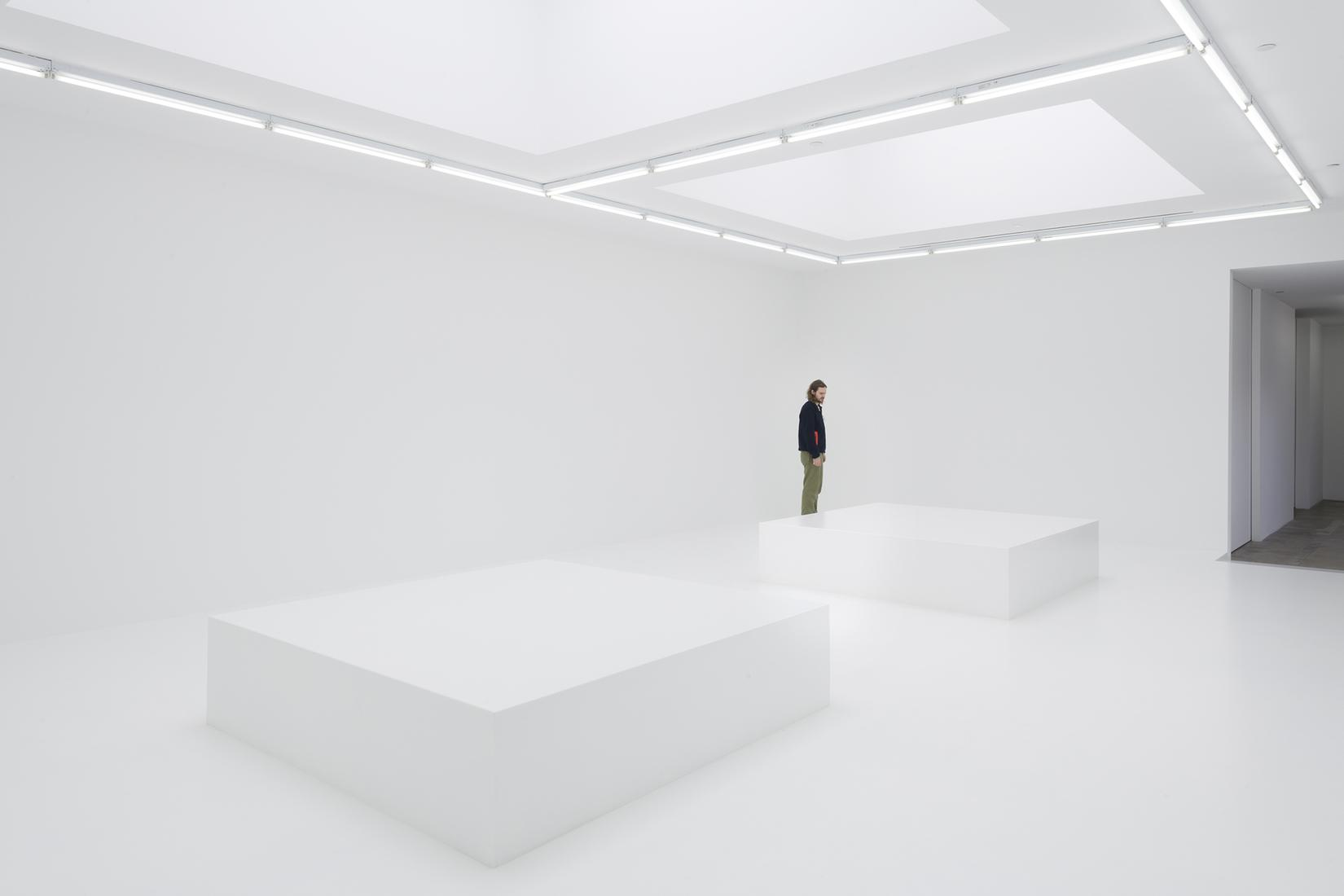 This is an installation image of Jonsi's exhibitio...