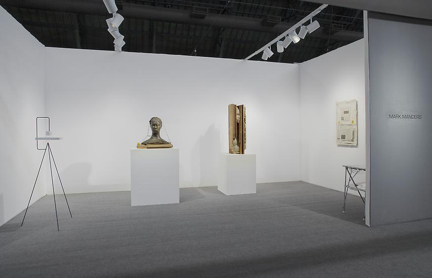 March 2011 - ADAA: The Art Show 2011 - Mark Manders - Exhibitions