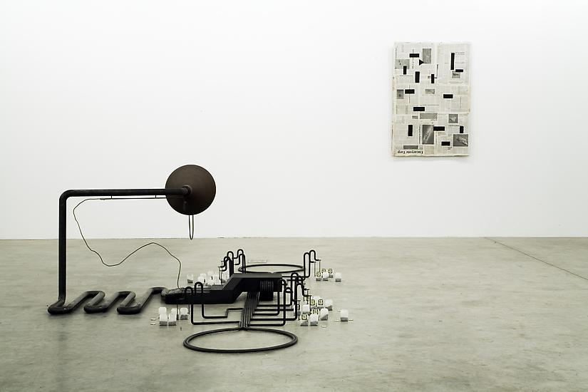 Mark Manders - Exhibitions
