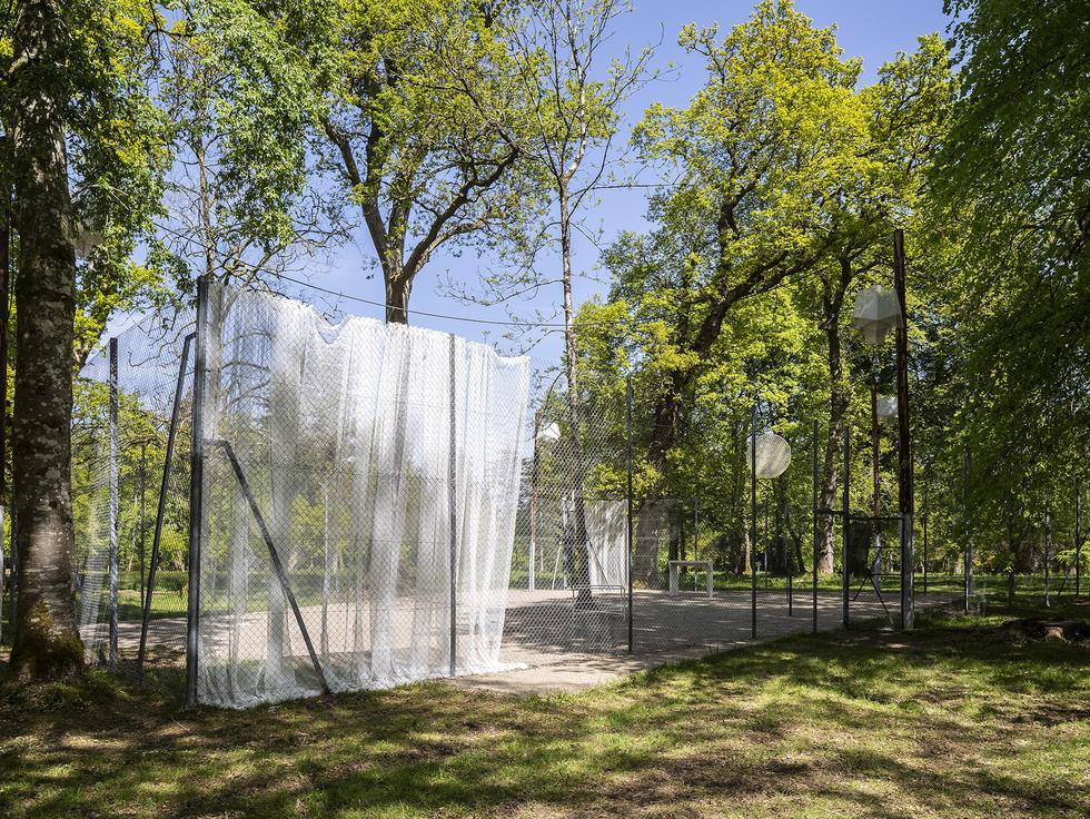 MARTIN BOYCE: AN INN FOR PHANTOMS OF THE OUTSIDE A...