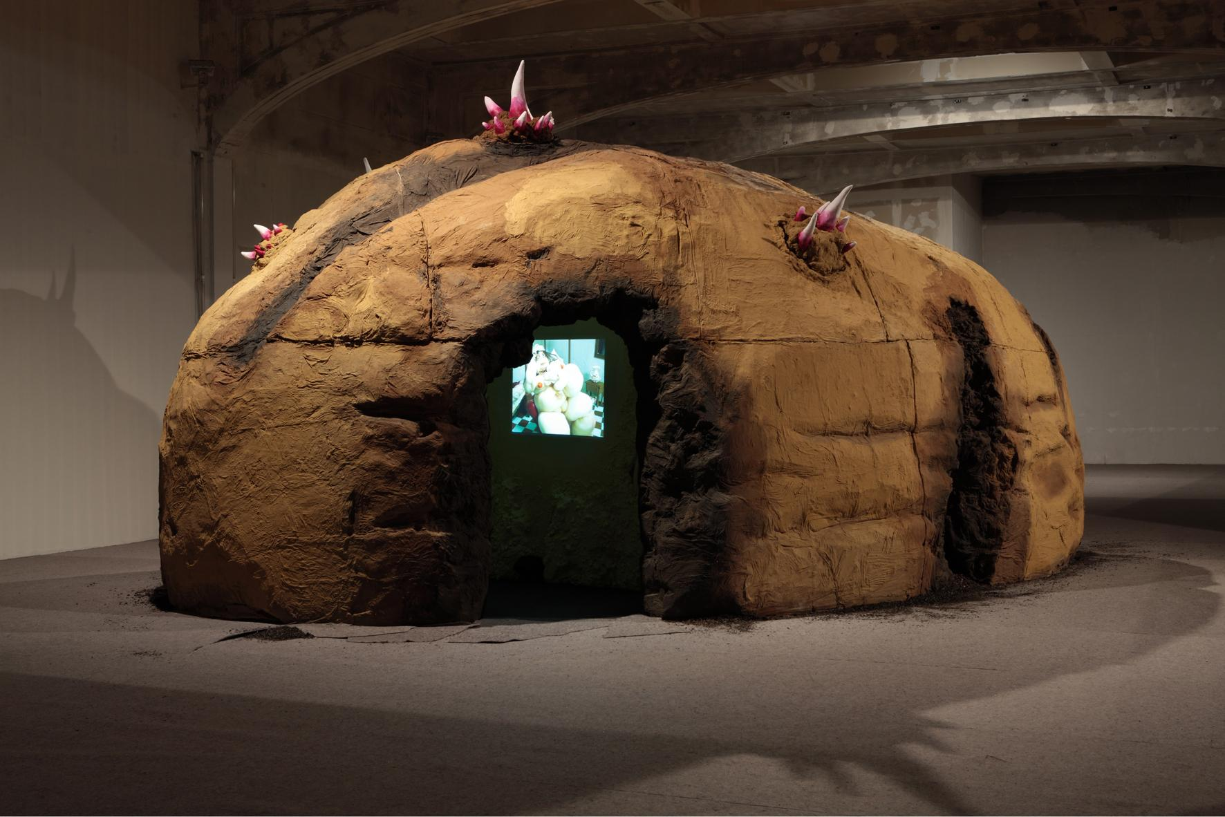 Nathalie Djurberg & Hans Berg The Potato 2008...