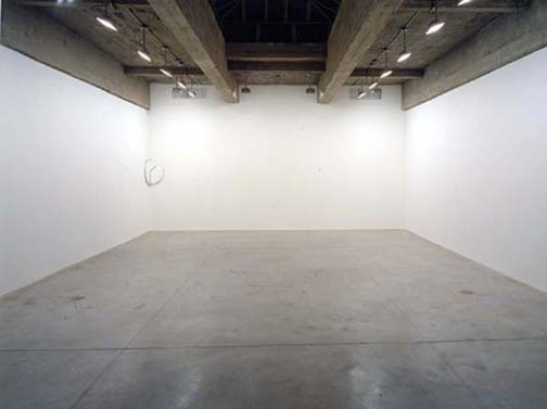 20 October - 24 November 2001 - Opening Soon - Michael Elmgreen and Ingar Dragset - Exhibitions