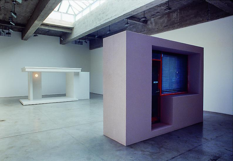 4 April - 4 May 2002 - Out Front - Sabine Hornig - Exhibitions