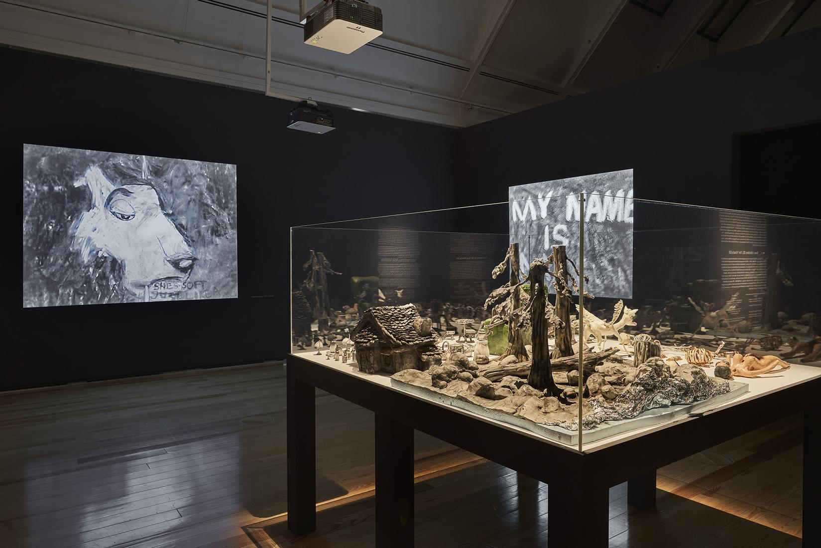 FEBRUARY 28 — MAY 26, 2019 - SCHIRN KUNSTHALLE FRANKFURT - NATHALIE DJURBERG & HANS BERG: A JOURNEY THROUGH MUD AND CONFUSION WITH SMALL GLIMPSES OF AIR -  - Exhibitions