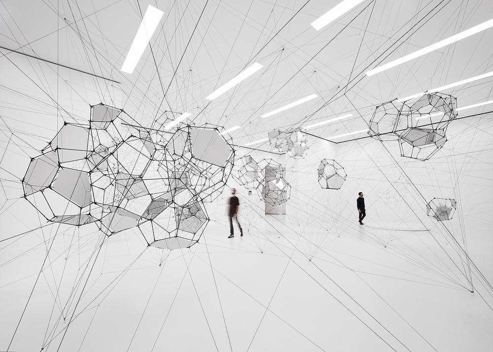 Installation view, Stillness in Motion — Clo...