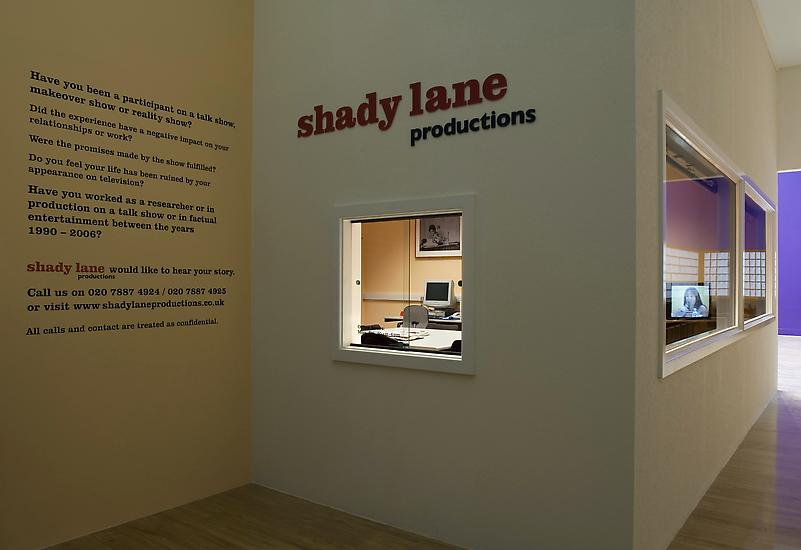 Phil Collins shady lane productions 2006 Productio...