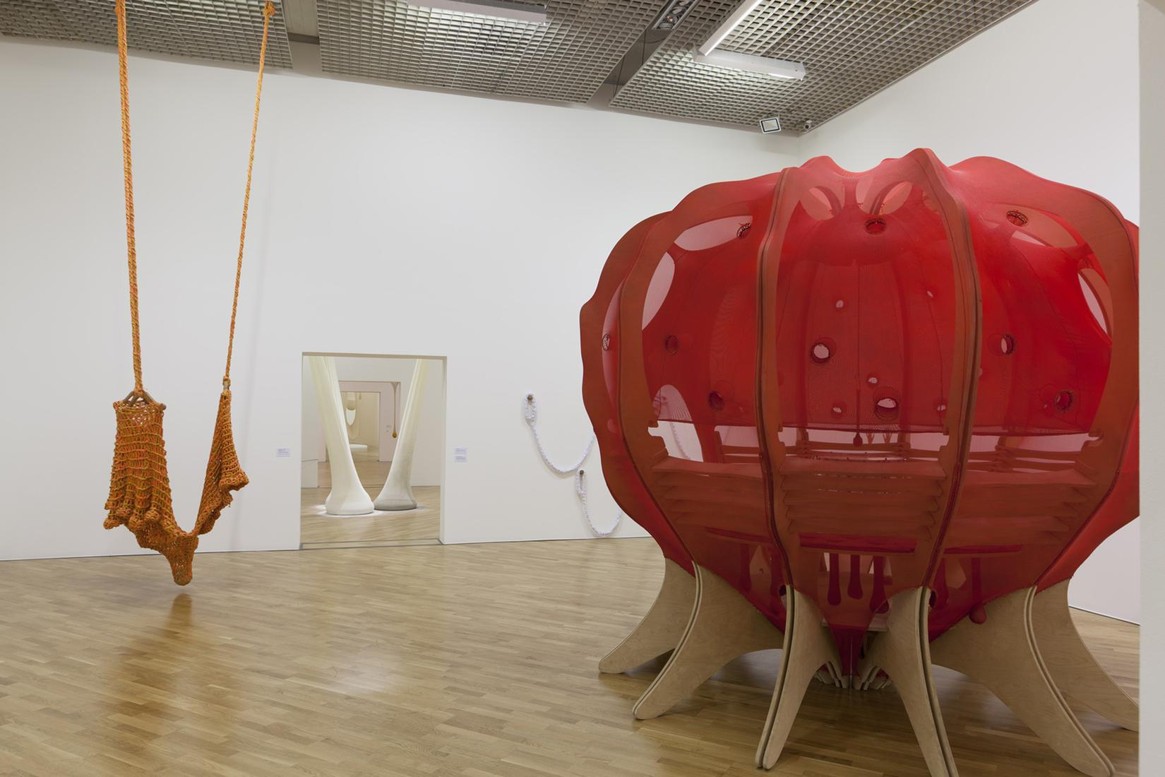 MARCH 30 — JULY 15, 2019 - PINACOTECA, SÃO PAULO - ERNESTO NETO: SOPRO (BLOW) -  - Exhibitions