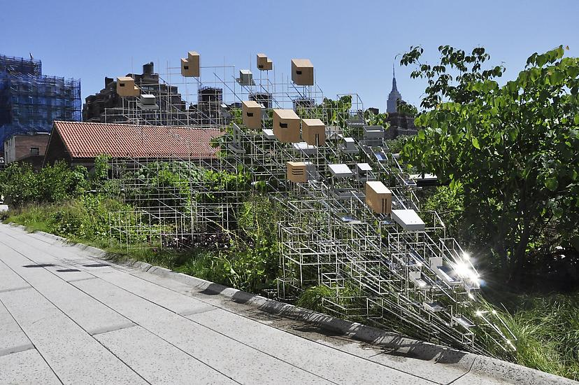Sarah Sze Still Life With Landscape (Model For A H...